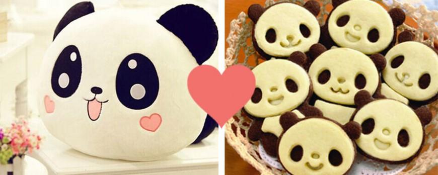 Les pandas sont fantastiques et ces objets insolites nous le prouvent