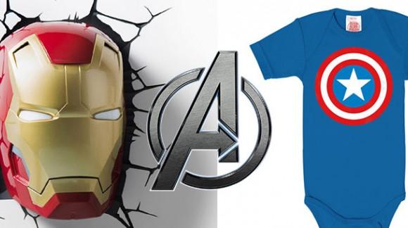 Top 10 des goodies The Avengers : L'Ère d'Ultron ! En vente sur CSR