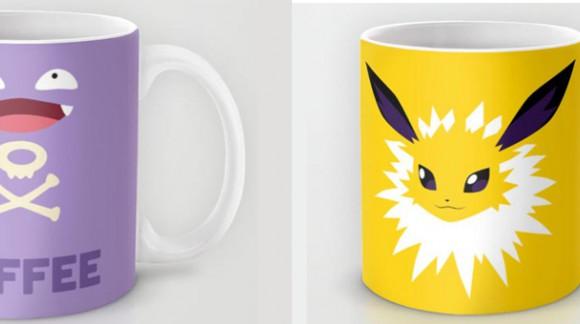 Les Mugs Pokémon (Pokémugs) sont arrivés et il faut tous les attraper !