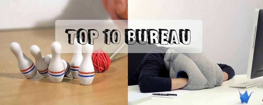 TOP 10 BUREAU : les objets à avoir pour taffer