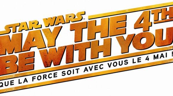 Top 5 : Que la force du 4 mai soit avec vous et avec votre déco ! #Journée mondiale de Star Wars