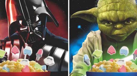 Les céréales Star Wars, pour que la Force soit avec vous dès le petit-déj