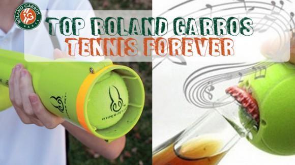 TOP ROLAND GARROS : 10 objets pour faire semblant de s'y connaître en tennis !