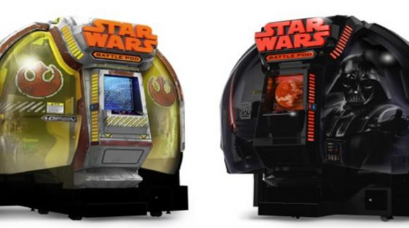 Star Wars Battle Pod: l'immersion totale dans la Guerre des Etoiles... pour 98 000 dollars!