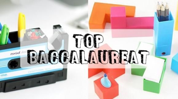 Top Baccalauréat : 10 objets pour réviser AU MAX !