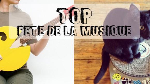 Top Fête de la Musique : pour kiffer le son À FOND !