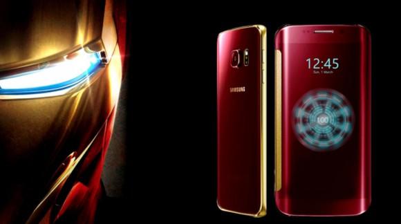 Un samsung Iron Man édition limitée s'est vendu 80 000€ en Chine. NOR-MAL !