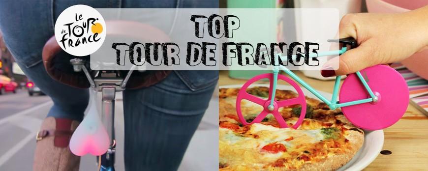 TOP TOUR DE FRANCE : le maillot jaune, c'est vous cette année !