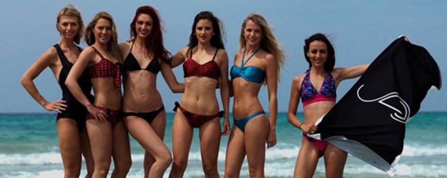 Ces bikinis connectés vous disent quand remettre de la crème solaire !