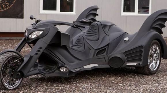 Découvrez la Batcycle: la version revisitée et réelle de la moto de Batman