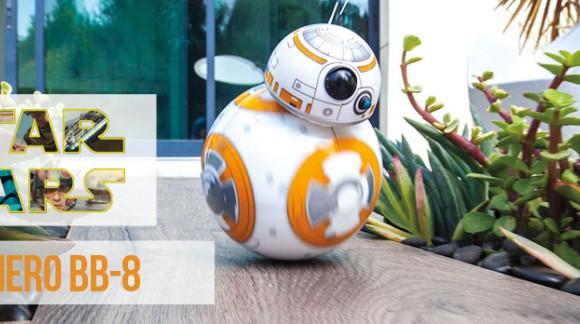 Sphero : le droïde BB-8 de Star Wars Episode VII en mode robot