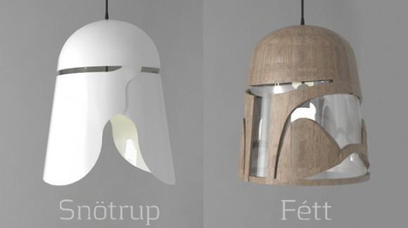 Un Designer imagine une gamme Star Wars pour IKEA