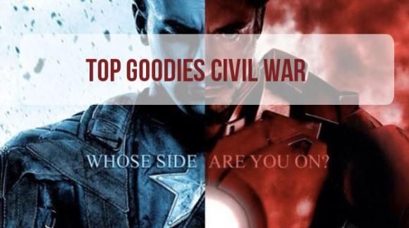 Top Goodies pour Civil War