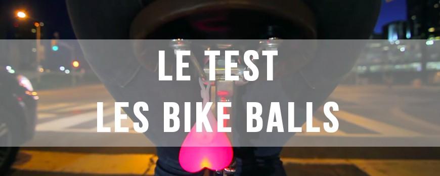 J'ai testé… Les testicules pour vélo