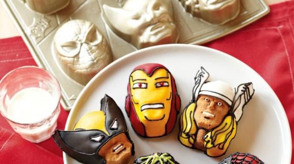 Ayez le style Super Héros Marvel les ruinés !