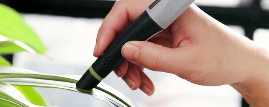 Scribble, le stylo révolutionnaire capable de copier et reproduire toutes les couleurs