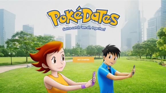 Pokédates, le Tinder pour dresseurs Pokémon