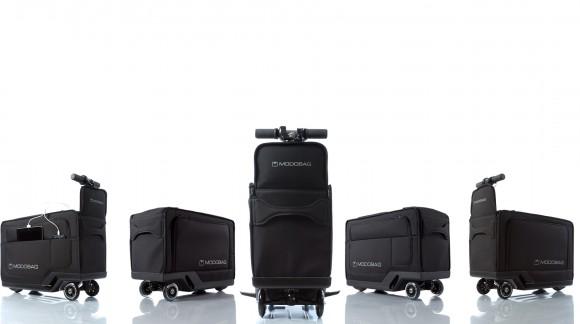 Déplacez-vous sur votre valise avec Modobag