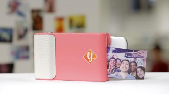 Prynt, la coque qui transforme votre smartphone en Polaroïd