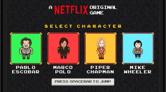 Si tu comptais bosser aujourd'hui désolé mais Netflix n'est pas de cet avis