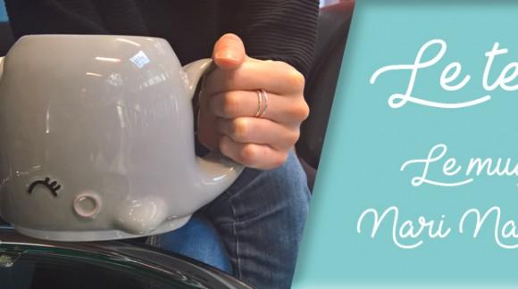 J'ai testé... Le mug Narval Nari