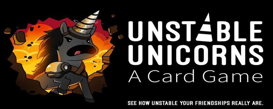Unstable Unicorns : un jeu qui s'annonce ouf !