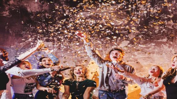 Fin d'année 2017: je prends quoi pour des fêtes de folie?
