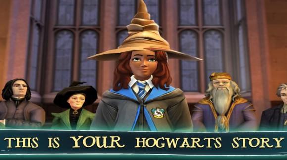 Potterheads, unite! Un RPG Harry Potter va bientôt débarquer sur vos téléphones!