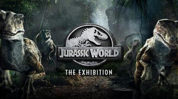 Jurassic World s'installe à Paris!