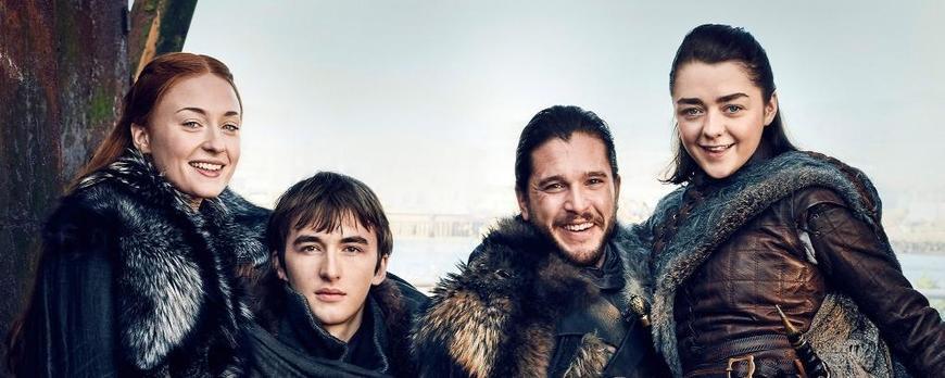 Game of Thrones c'est (bientôt) fini!