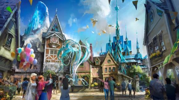 Disneyland Paris s'agrandit ! L'univers Marvel, Star Wars & la Reine des Neiges débarqueront pour 2025 !