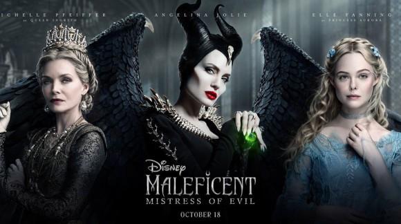 Maléfique 2: le pouvoir du mal, le film tant attendu avec Angelina Jolie est enfin en salle!