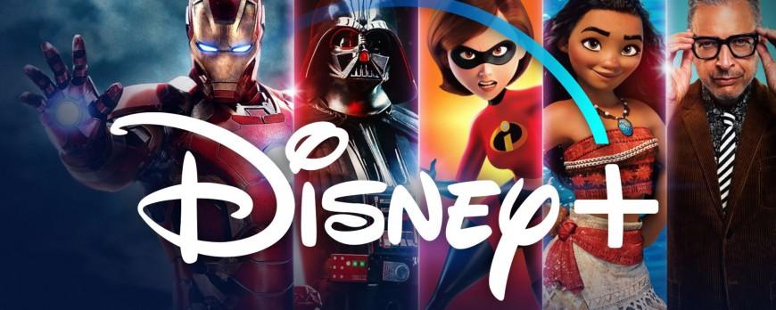Tout ce que vous devez savoir sur Disney + : la nouvelle plateforme de streaming