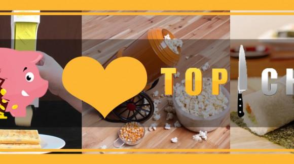 Top 10 des objets insolites à avoir en cuisine