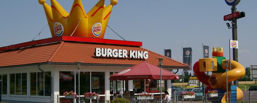 Scandale : Burger King prive les petits américains de coca (même zéro)... Pigsou atterré