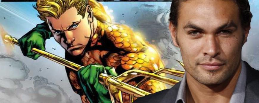 """Jason Momoa, le futur Aquaman, dit """"Fuck"""" à Marvel"""