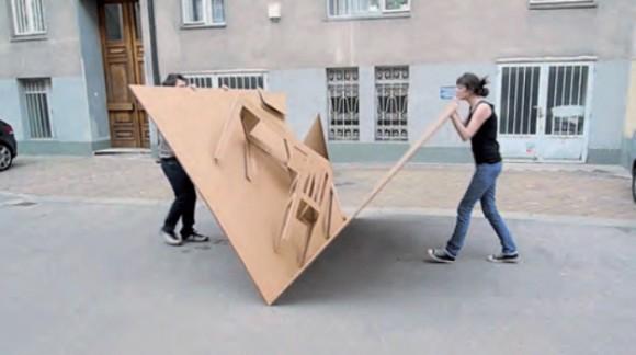 Les meubles pop-up, une riche idée !