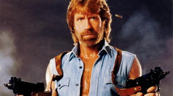 Chuck Norris n'est pas porté disparu !