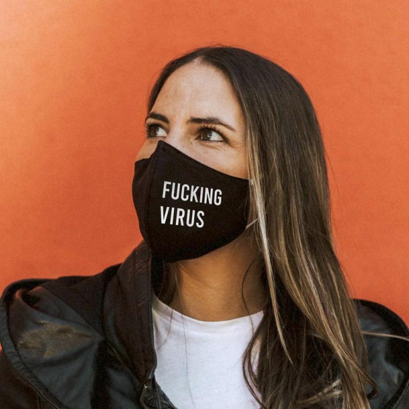 Masque fucking virus