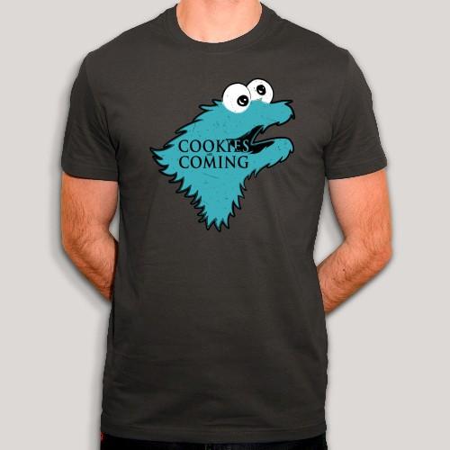 Shirt cookie monster